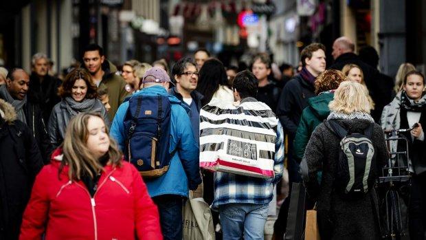 Hoogste groei in 10 jaar voor Nederlandse economie: 3,1 procent