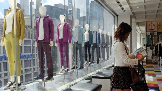 Kledingketen Uniqlo naar Amsterdam, wil Zara en H&M inhalen