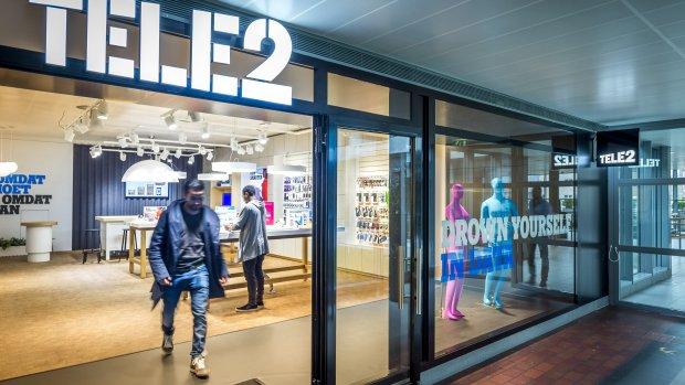 Europese Commissie akkoord met fusie Tele2 en T-Mobile