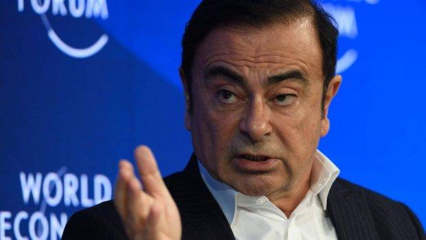 Renault-baas Ghosn langer aan roer