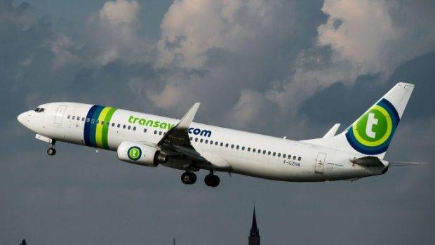 Transavia: 'Stinkende man had geen besmettelijke ziekte'