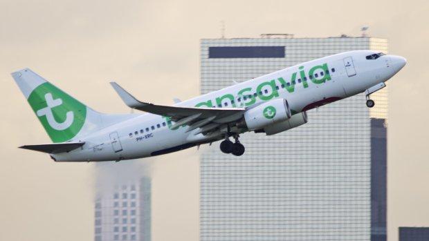 Staking Transavia: tientallen vluchten later of geschrapt