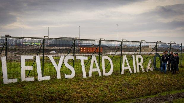 Uitstel: opening Lelystad Airport in 2019 is 'niet verantwoord'