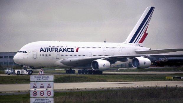 Grote staking bij Air France: kwart vluchten morgen geannuleerd