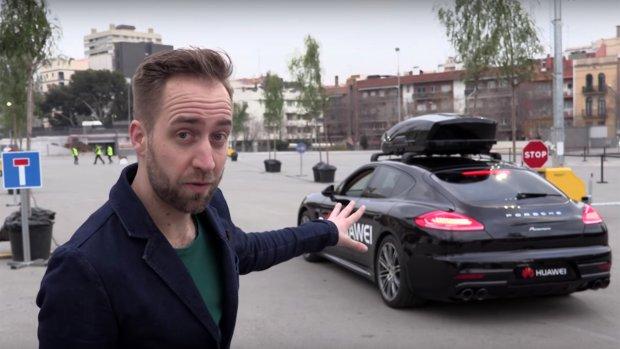 'Nederland best voorbereid op zelfrijdende auto'
