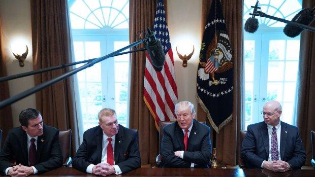 Trump voert importheffing op staal in