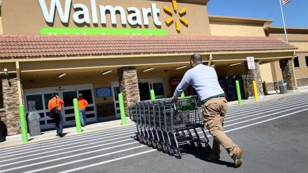 Walmart doet stapje terug met gewelddadige games
