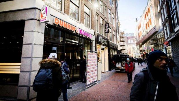 Veel meer fastfoodzaken in Nederland: 'De groei is er nog niet uit'