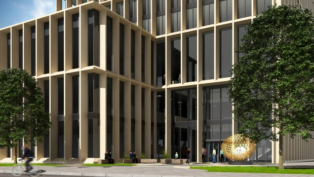Dura Vermeer als enige over om nieuwe EMA-kantoor te bouwen
