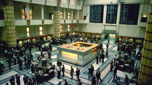 AEX 35 jaar: 'beetje rare index, maar leidde wel tot meer handel'