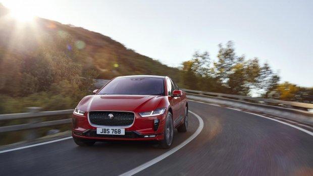 Jaguar I-Pace wordt extra rap gebouwd voor Nederland