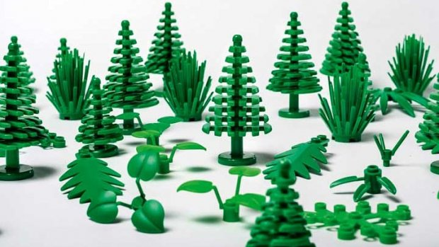 Lego gooit roer om: groene blokjes worden duurzaam