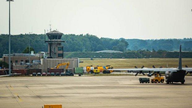 Arcadis maakt Eindhoven Airport klimaatproof