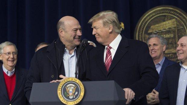 Economisch topadviseur Trump neemt ontslag na importheffing