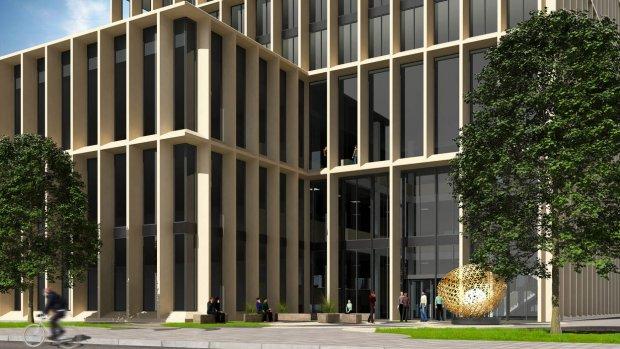 Contract getekend: nieuwe EMA-gebouw gaat 255 miljoen euro kosten