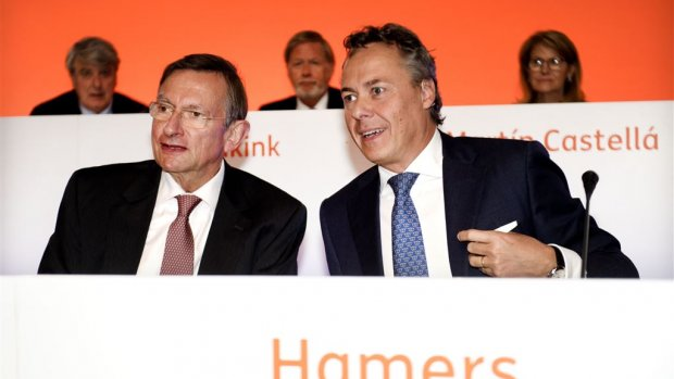 ING-topman Hamers krijgt flinke salarisverhoging