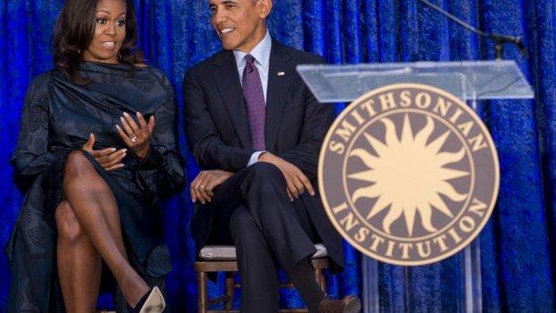 'Netflix onderhandelt met Obama's over maken serie'