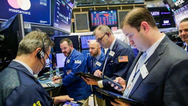 Hogere rente slecht voor de beurs? Juist fijn voor financials