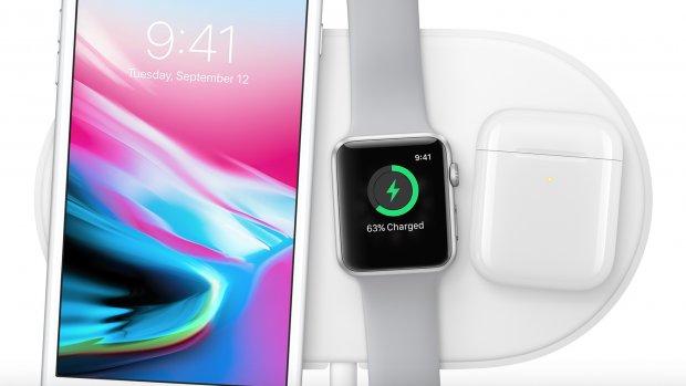 'Apple begonnen met productie oplaadmat AirPower'