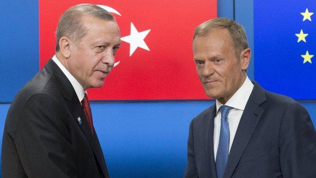'Weinig effect van EU-geld voor hervormingen Turkije'
