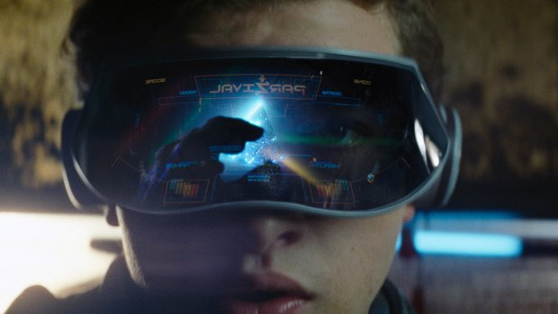 Bright Night met film Ready Player One