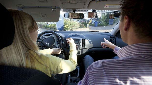 Richelle was eerste 17-jarige Nederlander met rijbewijs
