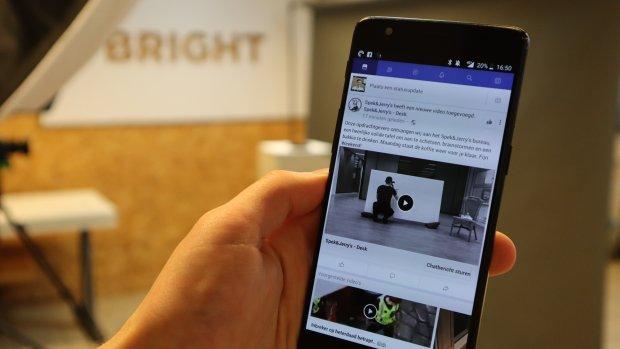 Facebook lanceert Lite-app voor iPhones