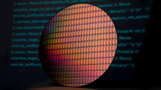 Intel beschermt nieuwe chips tegen lekken