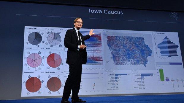 Facebook schorst omstreden databedrijf Trump na misbruik