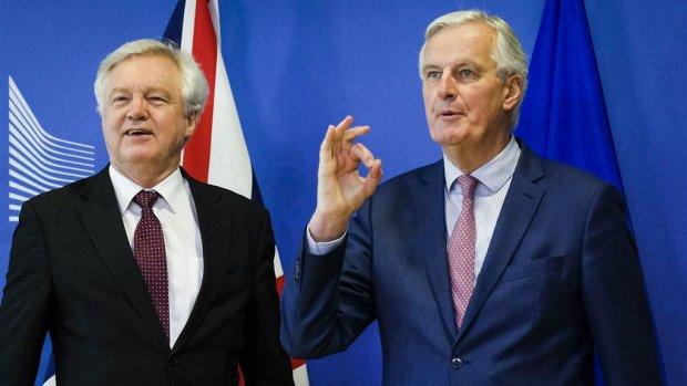 Brexit: Ierse grens blijft hoofdpijndossier