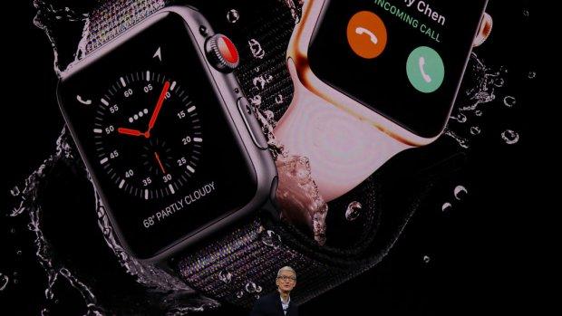 'Apple gaat voor het eerst eigen schermen maken'