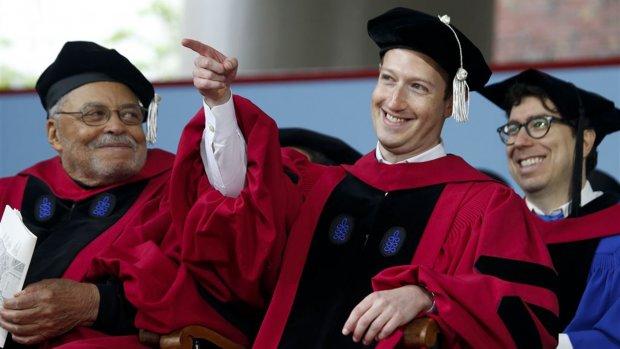Zuckerberg: Facebook moet intern gerechtshof krijgen