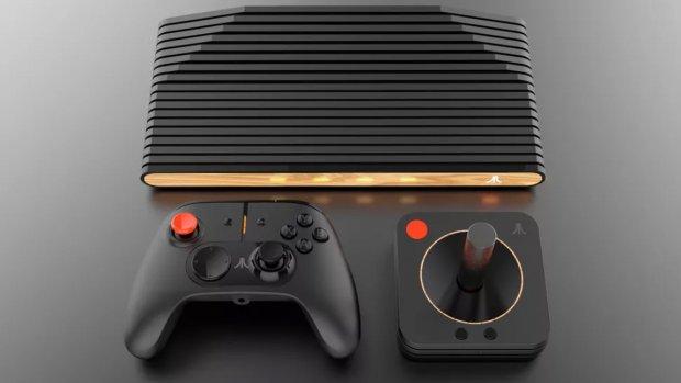 Nieuwe retro-Atari loopt vertraging op