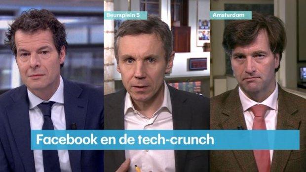 'Niet alleen problemen voor Facebook, maar voor hele techsector'