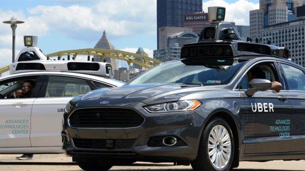 Uber lijkt niet schuldig aan dodelijk ongeluk zelfrijdende auto