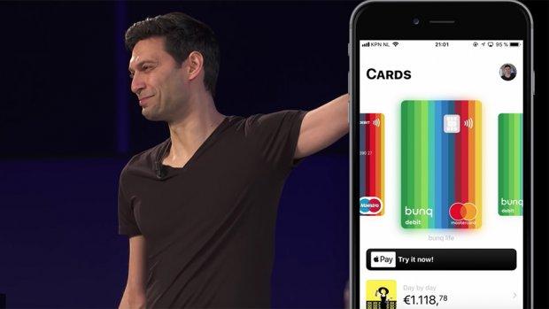 Apple Pay via omweg voor Bunq-klanten alweer teruggedraaid