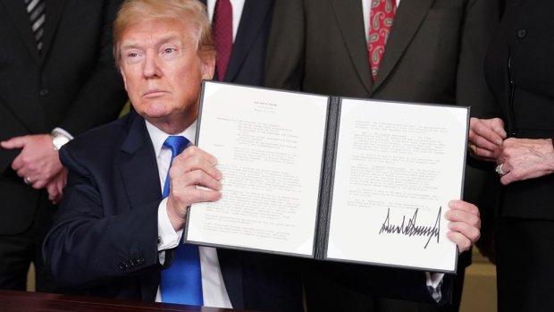 Trump richt pijlen op China en dreigt met forse importheffingen