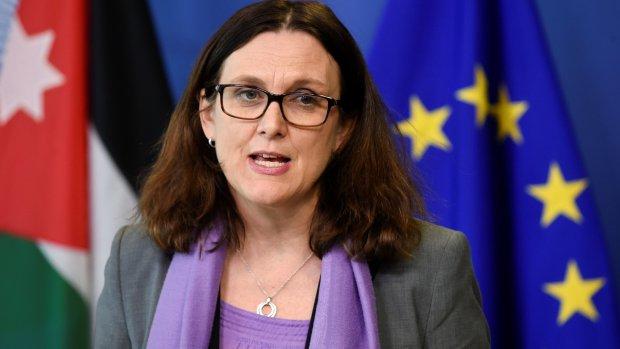 Europese Commissie verwacht uitzondering op staalheffing Trump