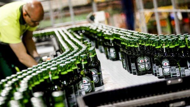 Heineken verkoopt meer bier, mede door het goede weer