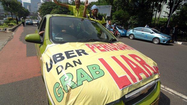 Uber-ceo: verkoop Aziatische business laatste deal van zijn soort