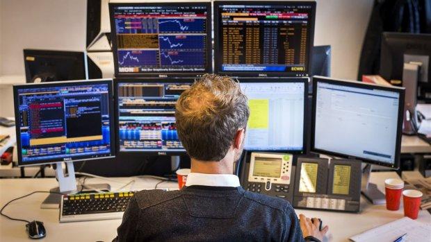 'Fors herstel Wall Street nog geen reden voor optimisme'