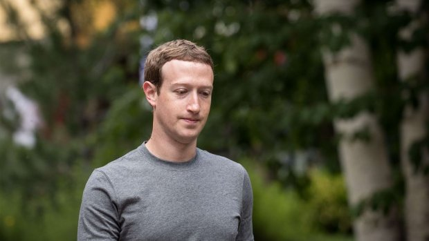 Zuckerberg weigert uitleg te geven in Brits parlement