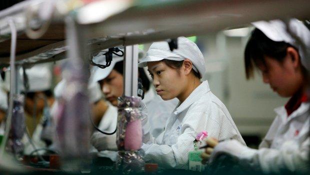 'Apple wil deel productie weghalen uit China'