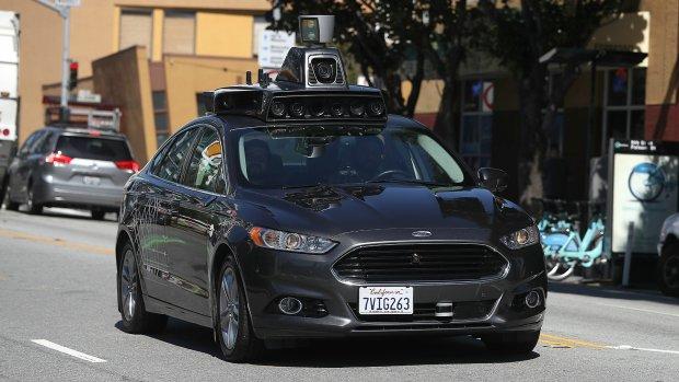 'Uber-auto die ongeluk veroorzaakte had te weinig sensoren'