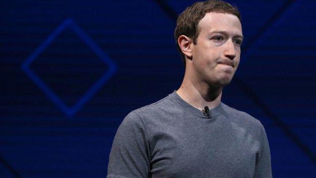 Facebook verliest 100 miljard aan beurswaarde door tumult