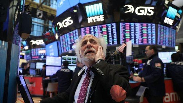 Fed drukt Wall Street en Aziatische beurzen in het rood