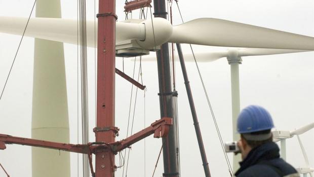 Drie mannen aangehouden om bedreigen ondernemers windmolenpark