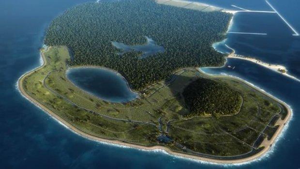 Boskalis gaat eerste polder van Singapore aanleggen