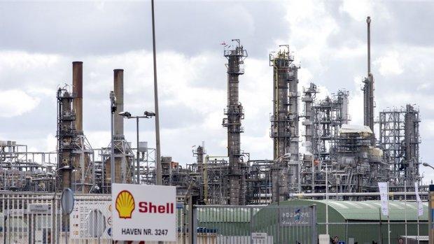 Shell wil CO2-uitstoot halveren in 2050