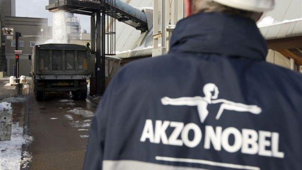 AkzoNobel snijdt in kosten en schrapt banen